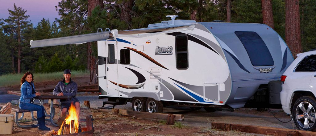 The Best Travel Trailers for a Family of Four